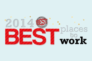 We are recognized as a best place to work in San Diego for a 5th year!